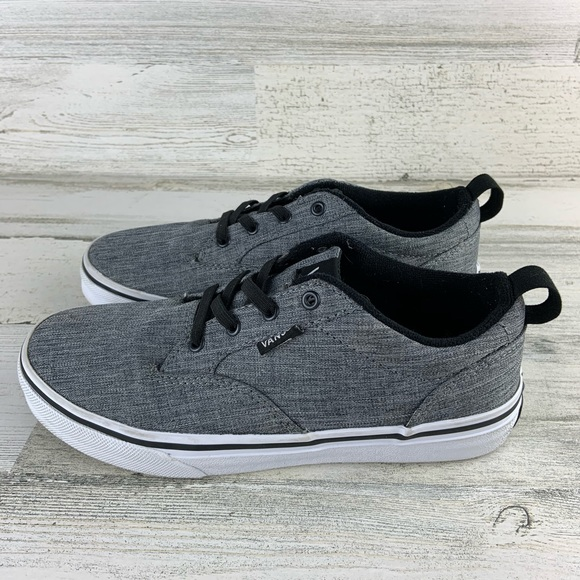 grey vans size 3